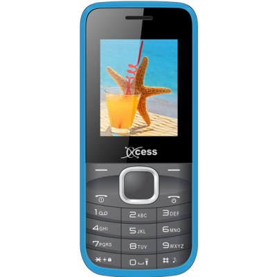 XCCESS X104 (Black, Blue, 32 MB)