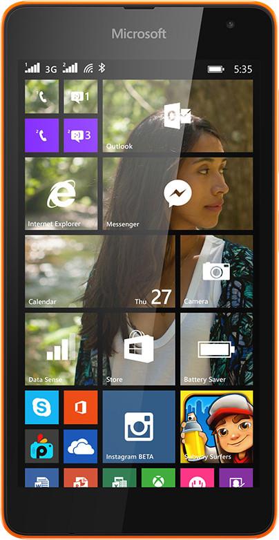 Microsoft Lumia 535 (1GB RAM, 8GB)