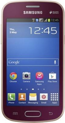 SAMSUNG Galaxy Trend (Wine Red, 4 GB)