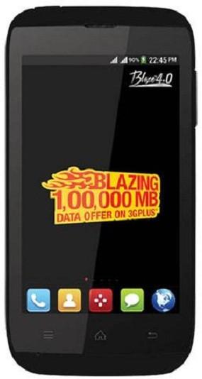 ZTE MTS Blaze 4.0 (512MB RAM, 4GB)