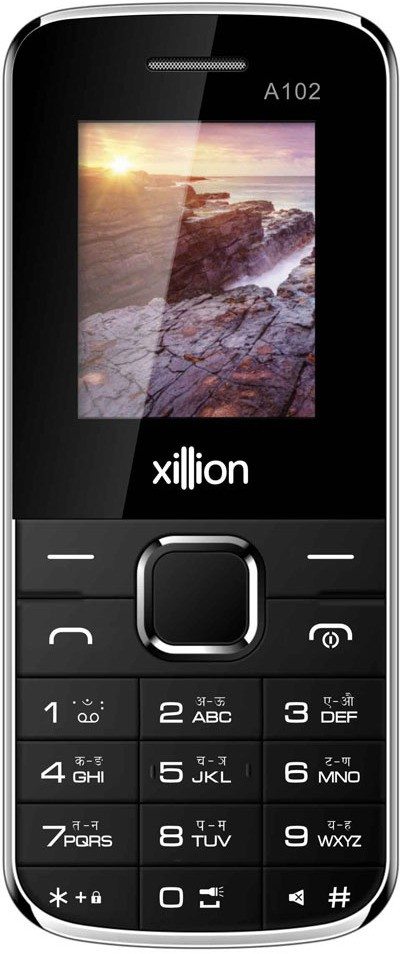 Xillion A102 Black(Black)