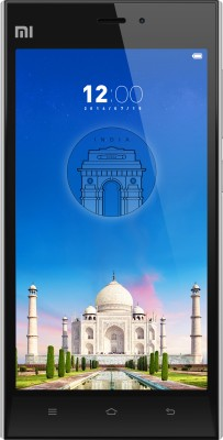 Mi 3 (Metallic Grey, 16 GB)(2 GB RAM)