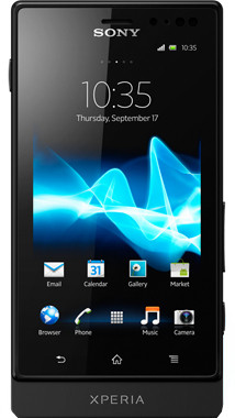 Sony Xperia Sola (Black, 8 GB)(512 MB RAM)