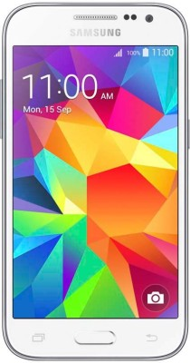SAMSUNG Galaxy Core Prime G361 Dual Sim - White (White, 8 GB)