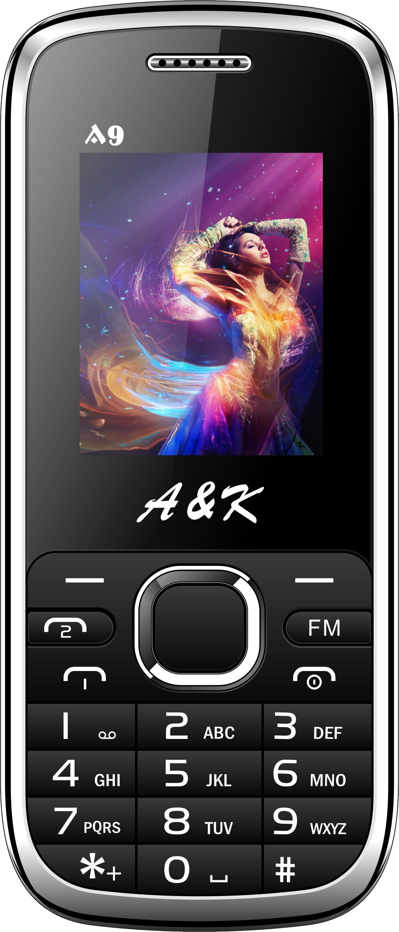 A&K A9(Black)