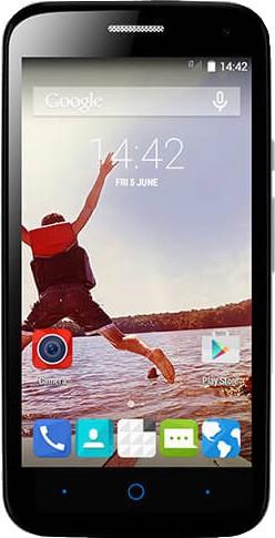 ZTE Blade Qlux 4G (Black, 8 GB)(1 GB RAM)