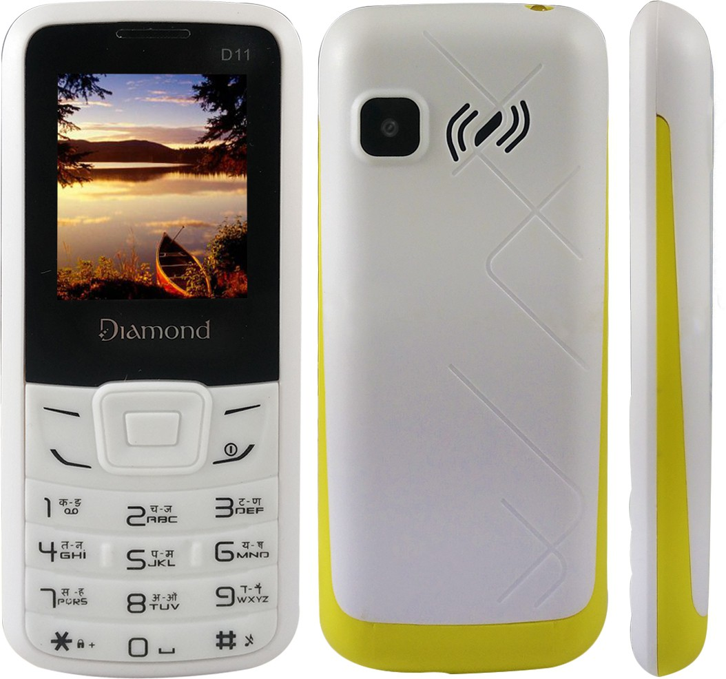 Diamond D11(White, Yellow)