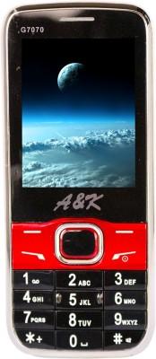 A&K G7070 (Black & Red, 32 KB)