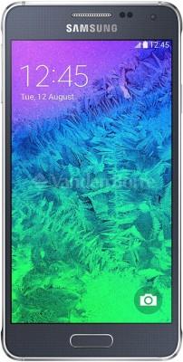 SAMSUNG Galaxy Alpha 32GB (Charcoal Black, 32 GB)