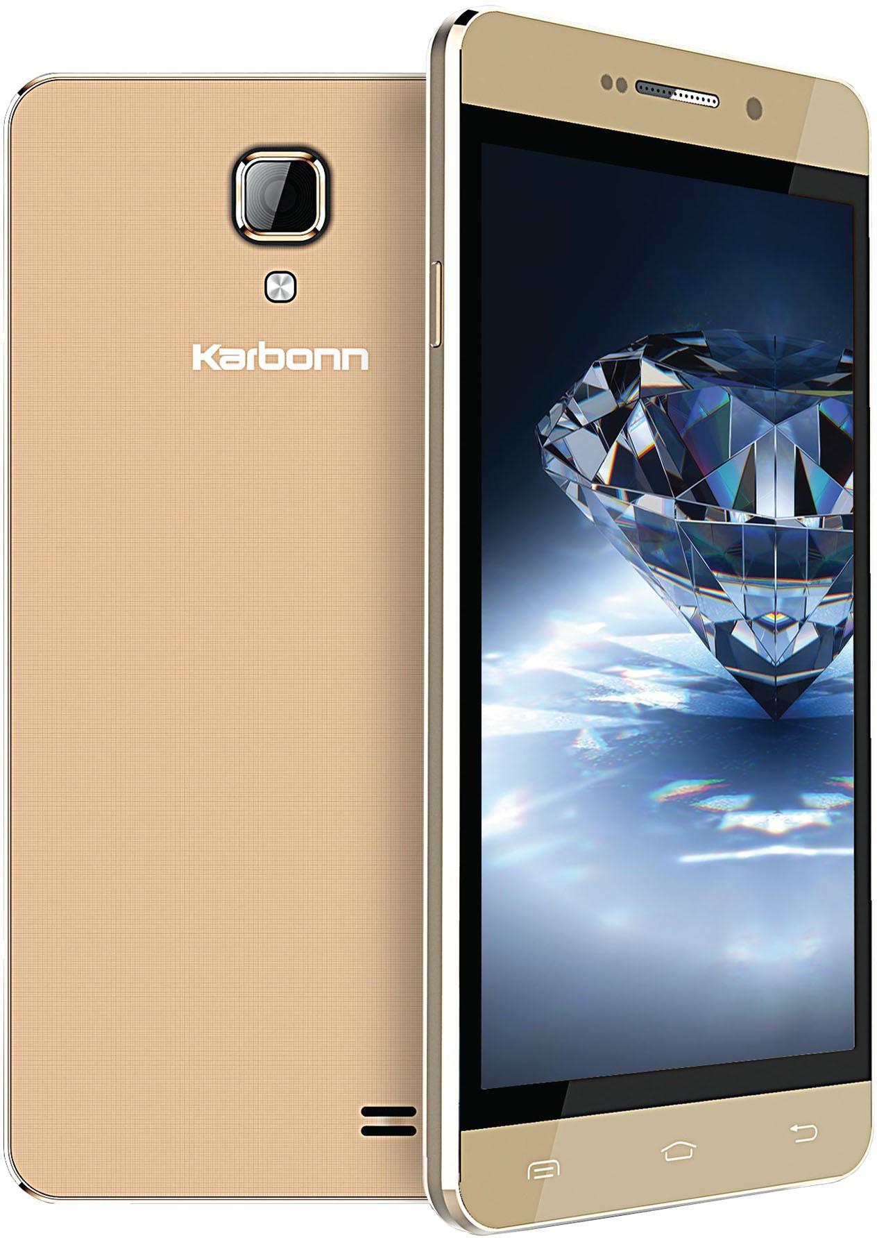 Karbonn Titanium Moghul (1GB RAM, 8GB)
