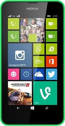 Nokia Lumia 630 (Bright Green)(512 MB RAM)