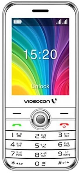 Videocon VIRAT V3CB (V1573N-B)(Silver)