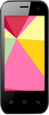 Videocon Z30 Pace (Black, 512 MB)