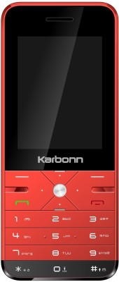 Karbonn K PHONE 9 (Black, 32 MB)