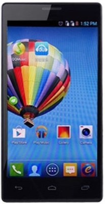 Alcatel One Touch J636d Plus (Black, 4 GB) at flipkart