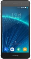 InFocus M808i (4G VoLTE) (Mysterious Silver 16 GB)