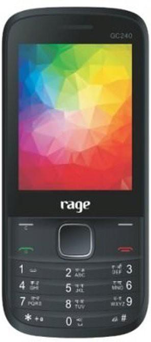 RAGE Gc240(Black)