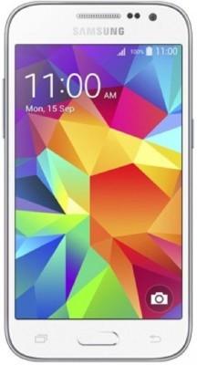 SAMSUNG Galaxy Core Prime G361 Dual Sim - Grey (White, 8 GB)