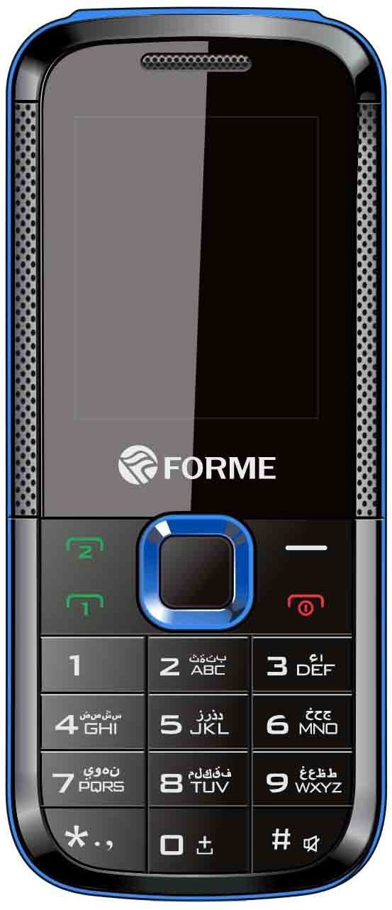 Forme F510(Black and Blue)