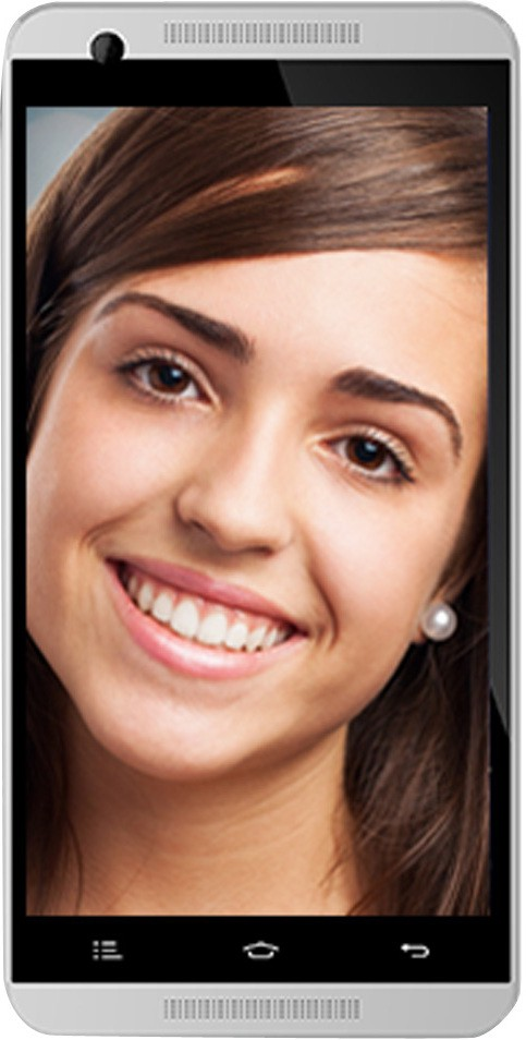Celkon Millennia Me Q54 Plus Dual Sim (Grey, 1 GB)(1 GB RAM)