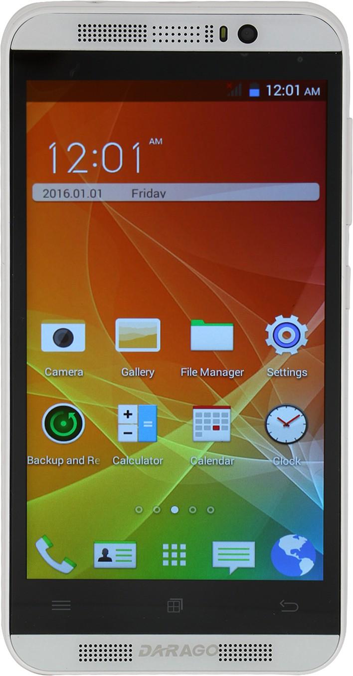 Darago M9i (White, 4 GB)(512 MB RAM)