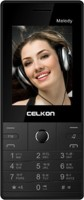 Celkon Melody(Black & Orange)