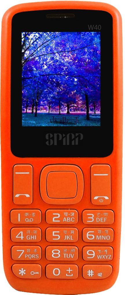 SPINP W40(Orange)