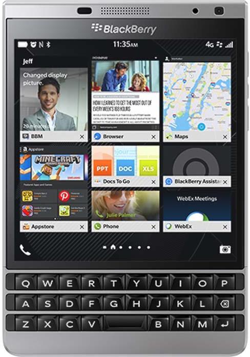 Blackberry Passport (3GB RAM, 32GB)