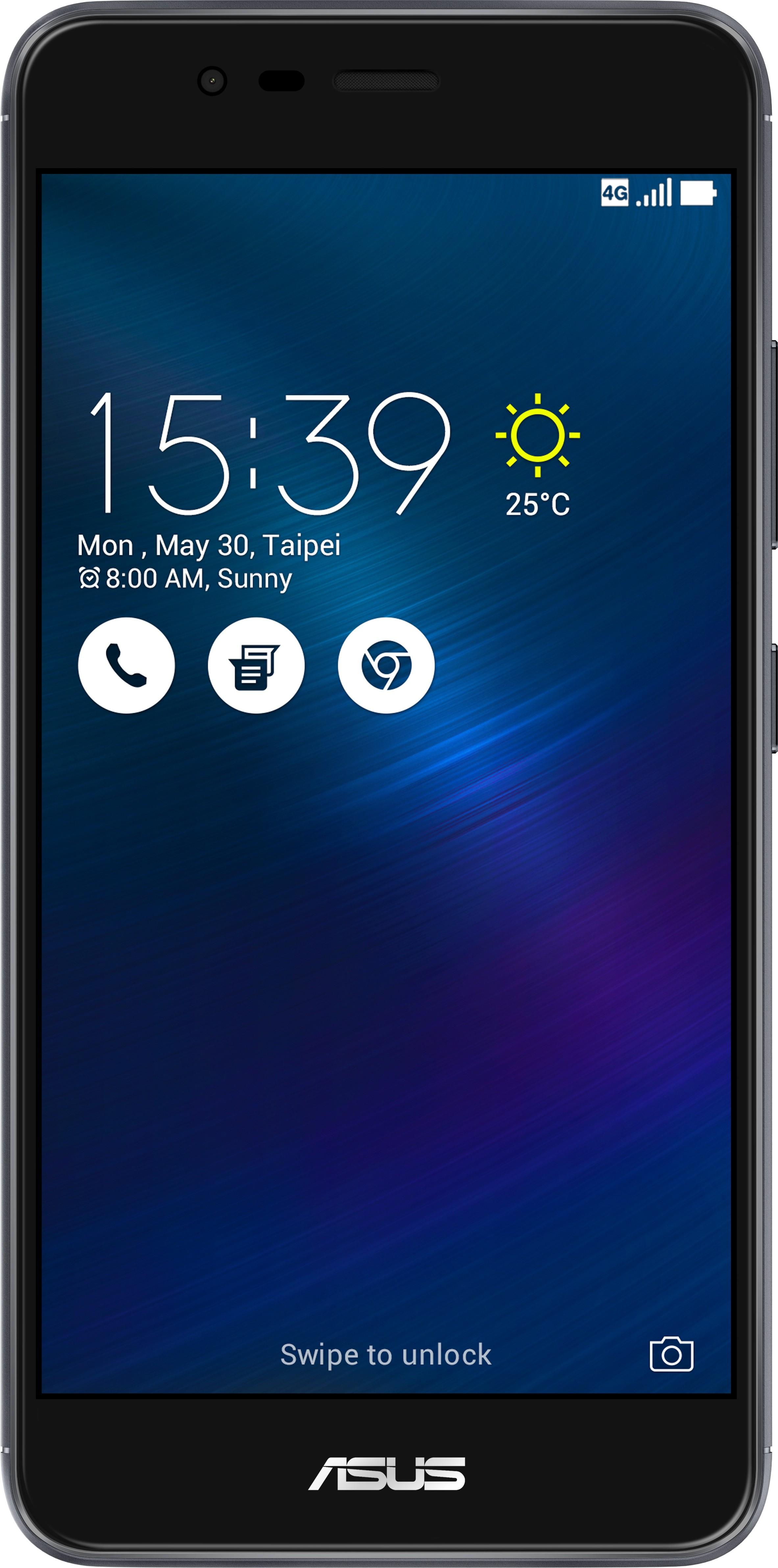 Asus Zenfone 3 Max (Grey, 32 GB)(3 GB RAM)