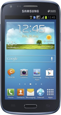 SAMSUNG Galaxy Core (Metallic Blue, 8 GB)