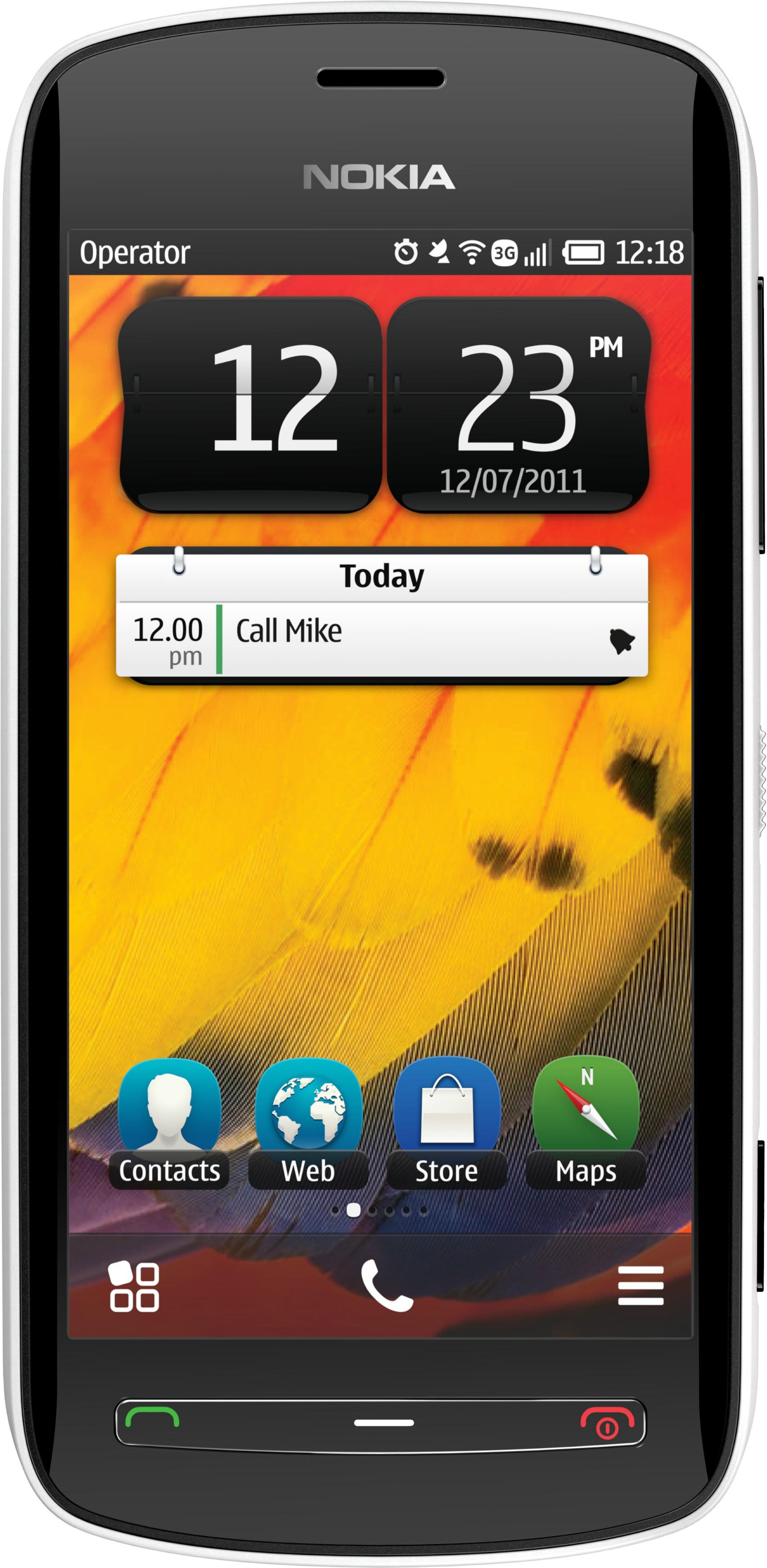 Nokia 808 PureView (White, 16 GB)(512 MB RAM)