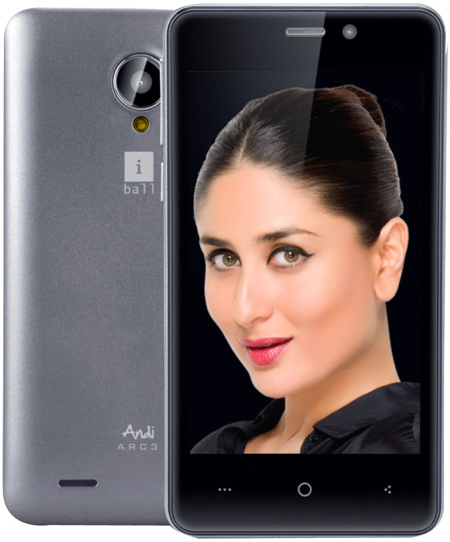 iBall ARC3 (Metallic Silver, 8 GB)(512 MB RAM)