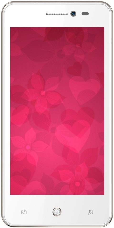Intex Aqua Glam (White, 8 GB)(1 GB RAM)