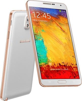 SAMSUNG Galaxy Note 3 (Rose Gold White, 32 GB)