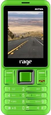 Rage Mitwa (Green, Black, 2 MB)