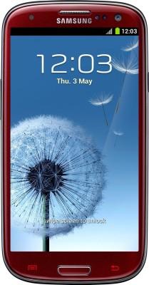 SAMSUNG Galaxy S3 (Garnet Red, 16 GB)