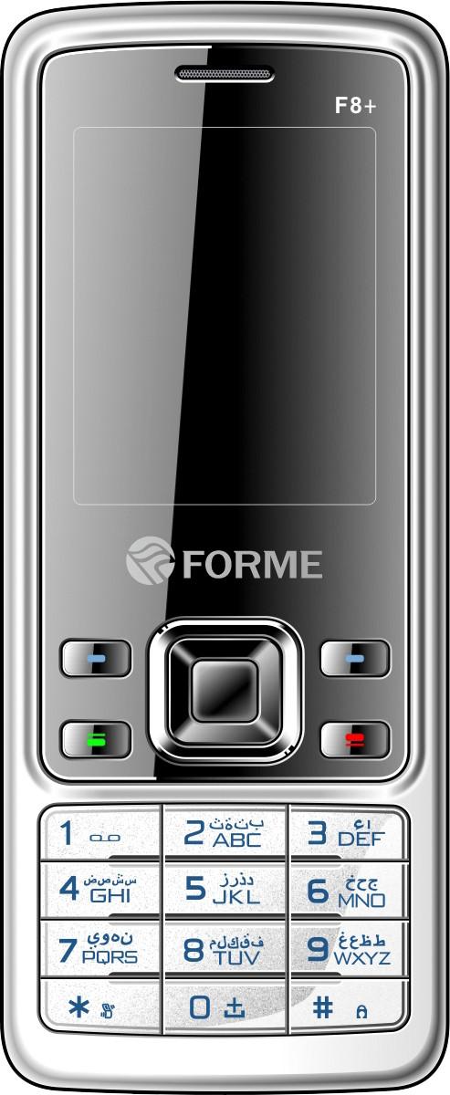 Forme F8Plus(Silver)