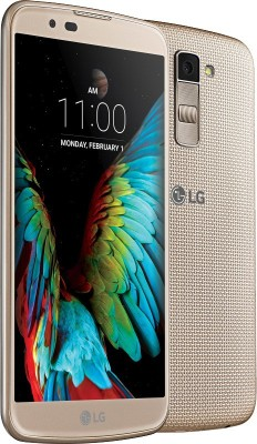 LG K10 K420DS (Black Gold, 16 GB)
