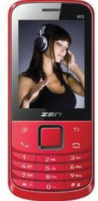 Zen M72 (Red, 512 MB)