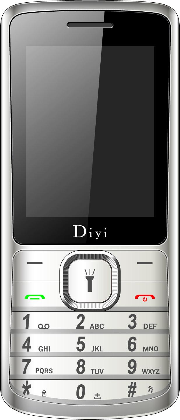 Diyi D1(Silver)