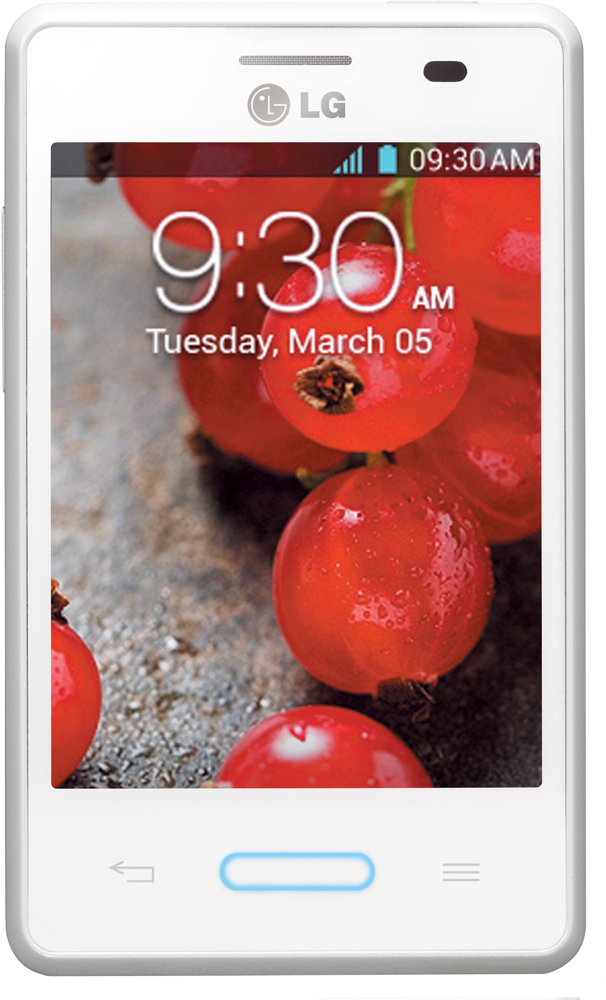 LG L3 II (White, 4 GB)(512 MB RAM)