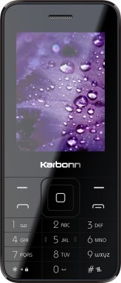 Karbonn K-Phone 1 (Black Brown, )