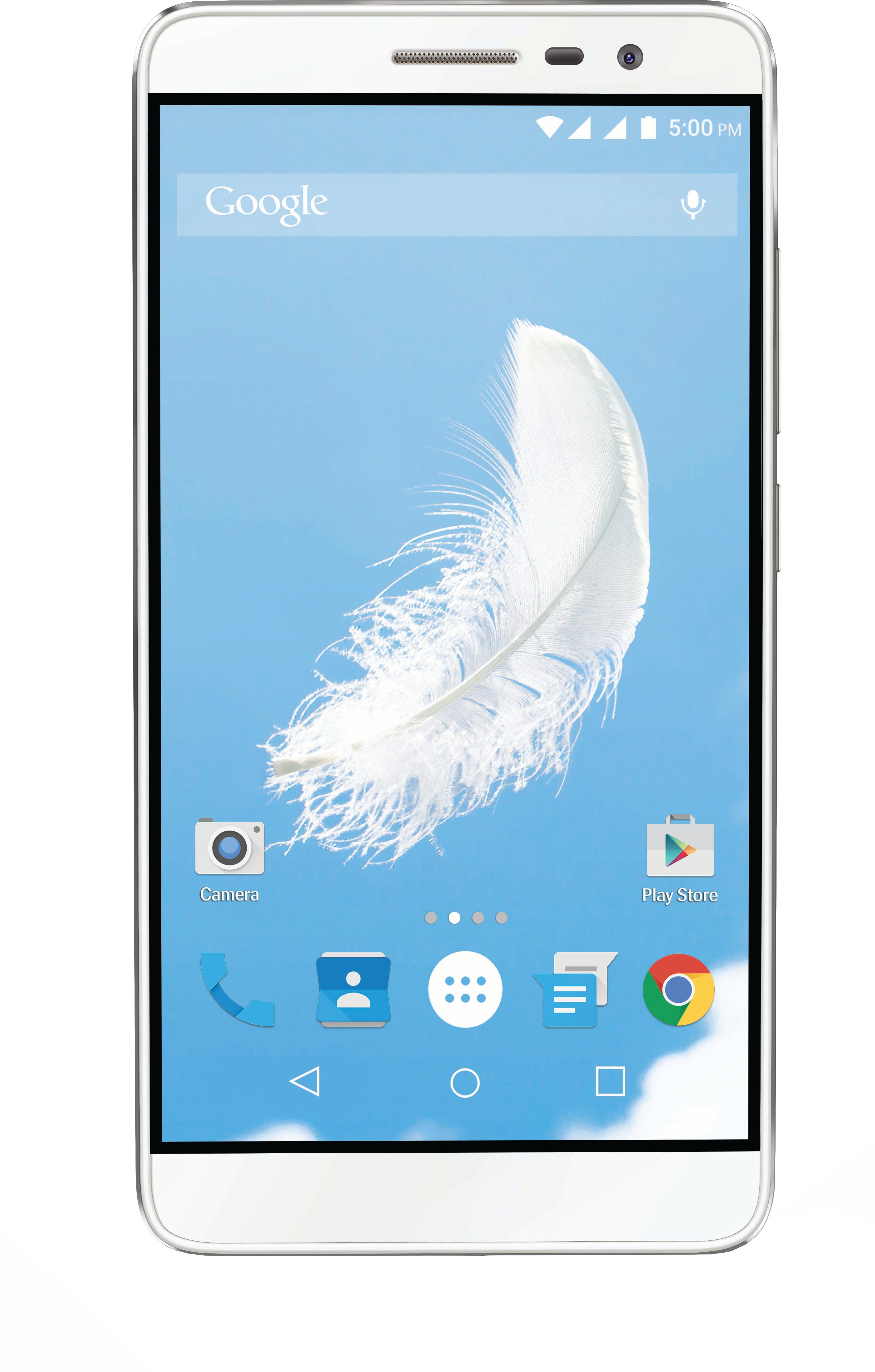 Lava Iris Fuel F1 (White, 8 GB)(2 GB RAM)