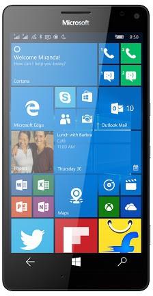 View Microsoft Lumia 950 XL Mobile Price Online(Microsoft)