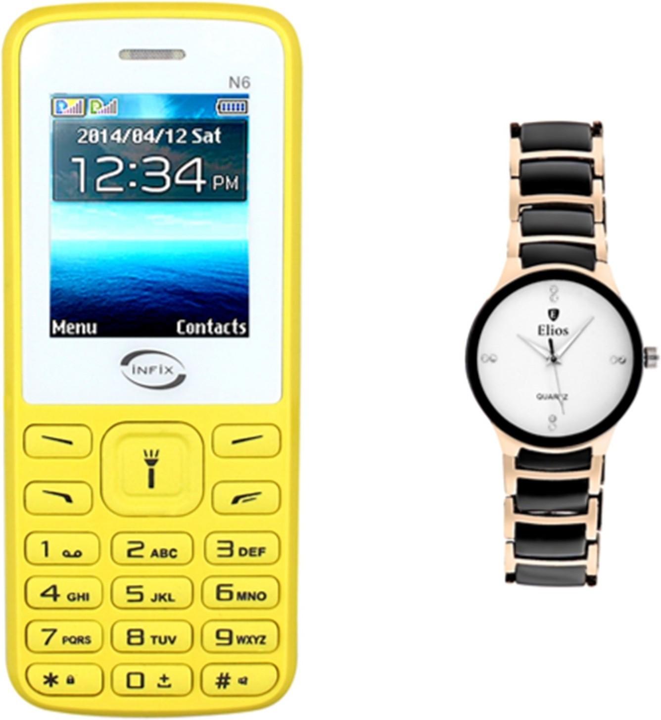 Infix N6 EWM(Yellow)