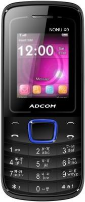 Adcom NONU X9 (Black, 64 MB)