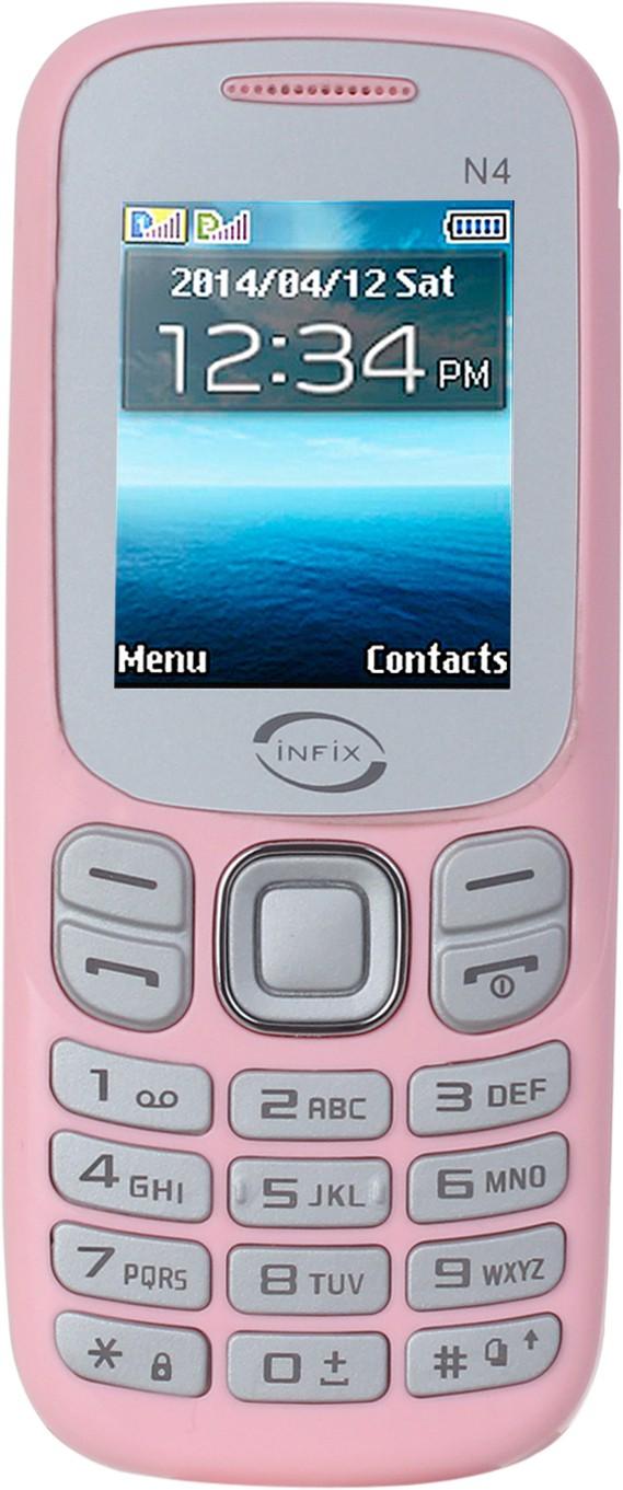 Infix N4(Pink)