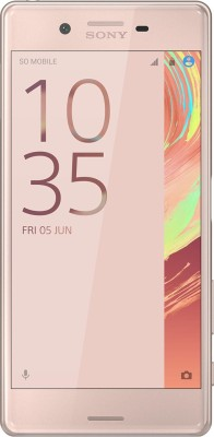 Sony Xperia X Dual Sim (Rose Gold, 64 GB)
