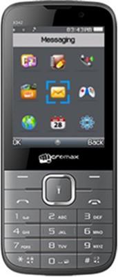 Micromax X342 (Grey (Dual Sim Phone), 32 MB)