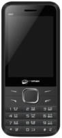 Micromax X805 With Charger And Earphone(Black)